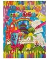 Kinder kleurboek 2 tot 8 jaar no 1