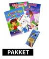 Kinder kleurboeken pakket