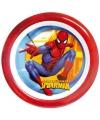 Kinder ontbijtbord spiderman 22 cm