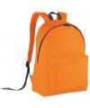 Kinder rugzak oranje 20 liter