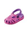 Kinder water sandalen roze met verwijderbaar zooltje