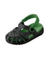 Kinder water sandalen zwart met verwijderbaar zooltje