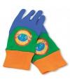 Kinder werk handschoenen rubber