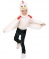 Kip kostuum voor peuters