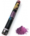 Kleurenpoeder shooter purple40 cm