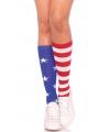 Kniekousen amerikaanse vlag