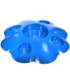 Knikkerpot blauw 22 cm