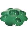 Knikkerpot groen 22 cm