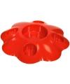 Knikkerpot rood 22 cm