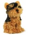 Knuffel yorkshire terrier 18 cm