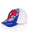 Kobalt blauwe spiderman kinderpet