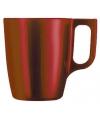 Koffie beker rood