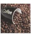 Koffie met bonen servetten 20 stuks