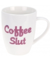 Koffie mok coffee slut