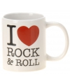 Koffie mok rock roll