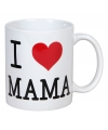 Koffiebeker i love mama 280 ml