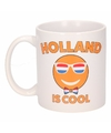 Koningsdag holland is cool mok beker 300 ml