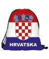 Kroatie rugtas met rijgkoord