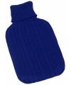 Kruik met blauwe hoes 1 liter