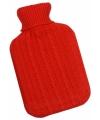 Kruik met rode hoes 1 liter