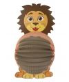 Lampion leeuw 22 cm