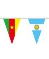 Landen vlaggenlijn 11 meter