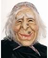 Latex heksen masker