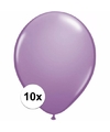 Lavendel ballonnen 10 stuks