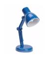 Led leeslampje retro blauw