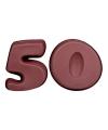 Leeftijd taart bakvormen 50