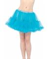 Leg avenue petticoat blauw