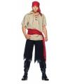 Leg avenue piraten kostuum voor heren