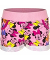 Lichtroze minnie mouse shorts