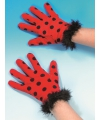 Lieveheersbeestje handschoenen
