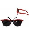 Lieveheersbeestje zonnebril