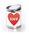 Love cadeaublik met hartje