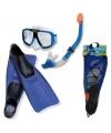 Luxe 3 delige snorkelset voor volwassenen