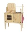 Luxe bamboe keuken 53 x 22 x 77 cm