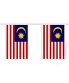 Luxe maleisie vlaggenlijn 9 m
