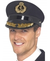 Luxe marine kapiteinspet