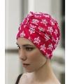 Luxe rode badmuts voor dames