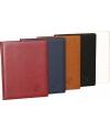 Luxe rood receptieboek 27 cm
