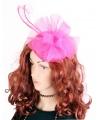 Luxe roze koninginnen hoed christina