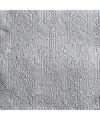 Luxe servetten barok patroon zilver 3 laags 15 stuks
