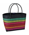 Luxe strandtas happy fresh 49 cm