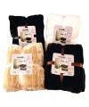 Luxe vacht deken wit 200 cm