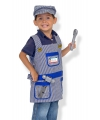 Machinist verkleedkleding voor kinderen