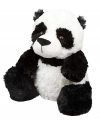 Magnetron warmte knuffel panda 23 cm