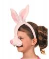 Masker konijn met geluid