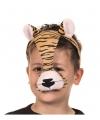 Masker tijger met geluid